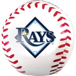 MLB Tampa Bay Rays Big Boy 8 in Softee Baseball