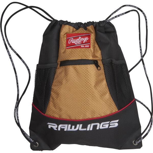 Player Backpack Black/Gold