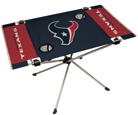 NFL Houston Texans Endzone Table