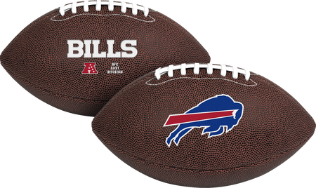NFL Buffalo Bills Air-It-Out youth football with team logo