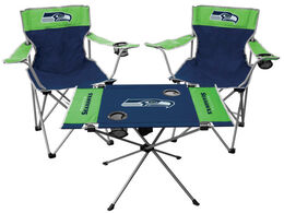 NFL Seattle Seahawks 3-Piece Tailgate Kit