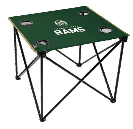 NCAA Colorado State Rams Deluxe Tailgate Table