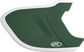 MEXT2R dark green/white Mach EXT Two-Tone batting helmet extension