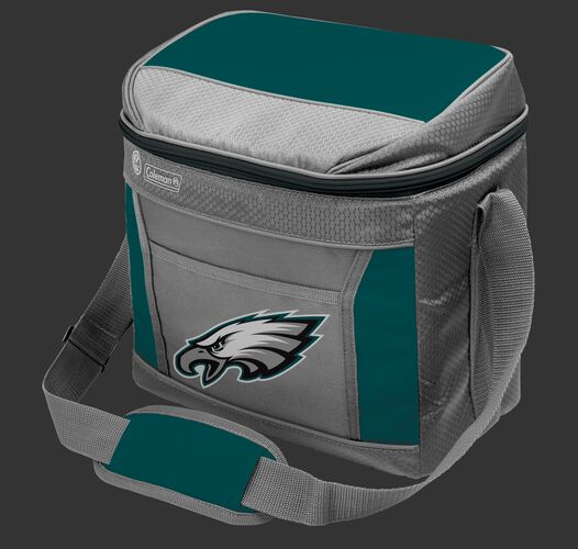 Rawlings Philadelphia Eagles 16 Can Cooler In Team Colors With Team Logo On Front SKU #03291080111