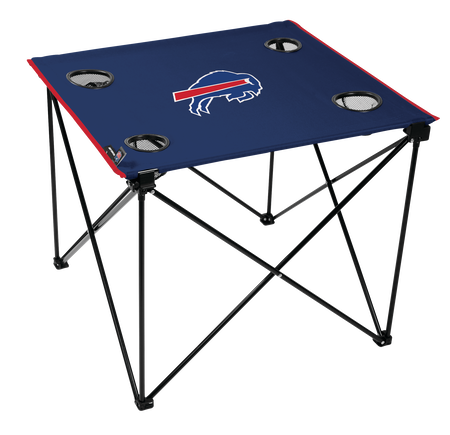 NFL Buffalo Bills Deluxe Tailgate Table