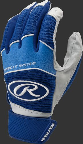 Adult Workhorse Batting Glove Royal