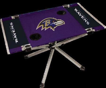 NFL Baltimore Ravens Endzone Table