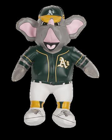 MLB Oakland Athletics Mascot Softee