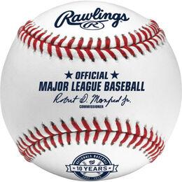 MLB 2015 Washington Nationals Anniversary Baseball
