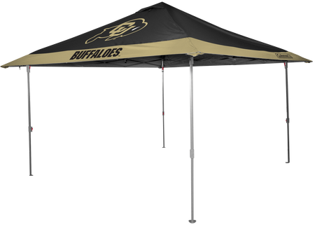 NCAA Colorado Buffaloes 10x10 Eaved Canopy