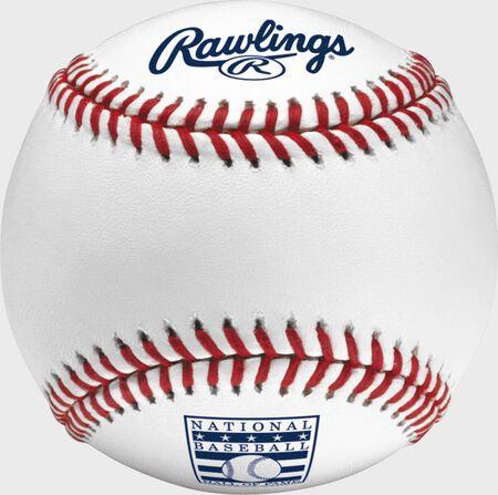 MLB Hall of Fame Baseballs