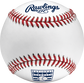 A MLB Hall of Fame baseball with a blank center for autographs - SKU: ROMLBHOF image number null