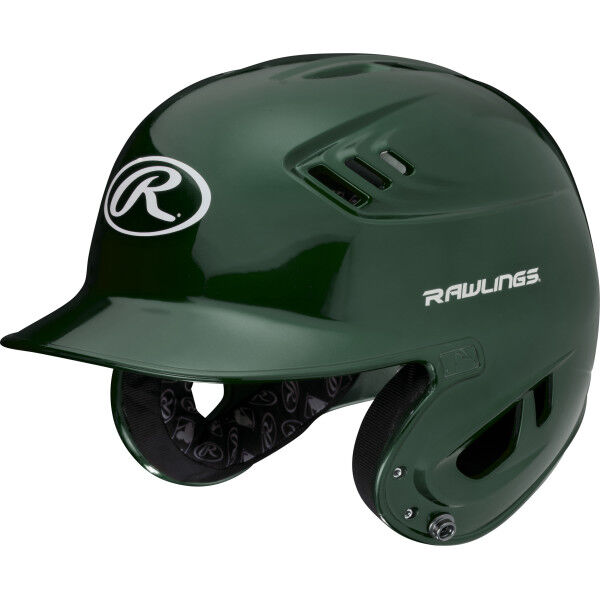 Velo Senior Batting Helmet Dark Green
