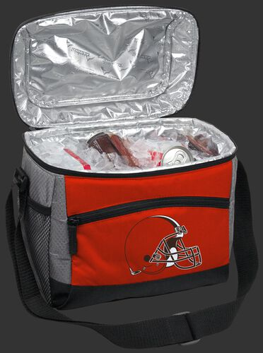 NFL Cleveland Browns 12 Can Soft Sided Cooler