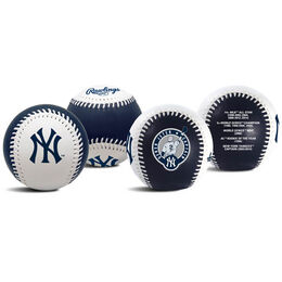 MLB New York Yankees® Derek Jeter #2 Retirement Replica Baseball