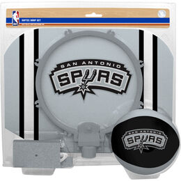 NBA San Antonio Spurs Softee Hoop Set