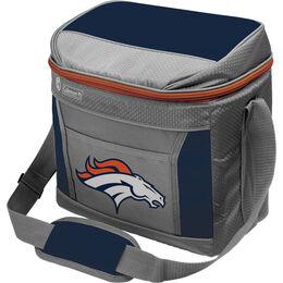 NFL Denver Broncos 16 Can Cooler