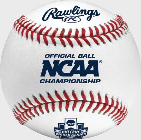 Official NCAA Championship Baseball