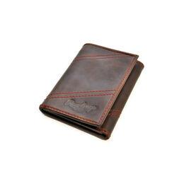 Two Strikes Tri-Fold Wallet
