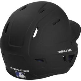 Mach Junior One-Tone Matte Helmet with EXT Flap Black