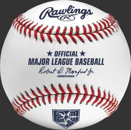 MLB 2018 Tampa Bay Rays 20th Anniversary Baseball