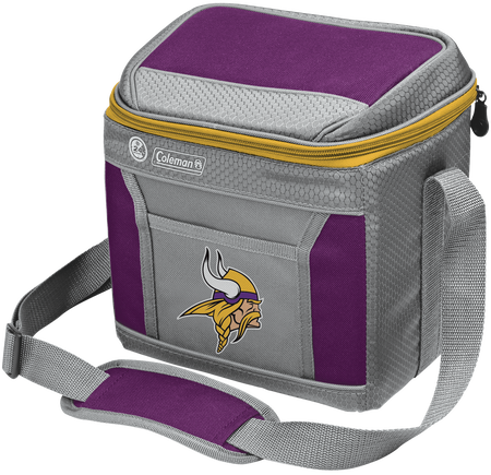 NFL Minnesota Vikings 9 Can Cooler