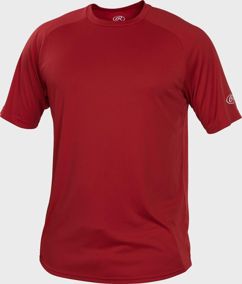 RTT Scarlet Adult crew neck short sleeve jersey