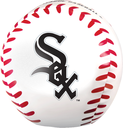 MLB Chicago White Sox Big Boy 8 in Softee Baseball