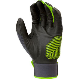 Adult Workhorse Batting Glove Lime Green