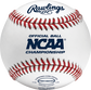 FSR1NCAA NCAA Flat Seam baseball with the Official NCAA logo image number null