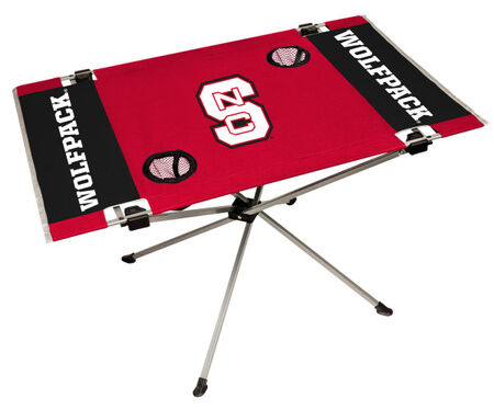 NCAA North Carolina State Wolfpack Endzone Table