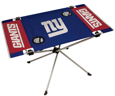 NFL New York Giants Endzone Table