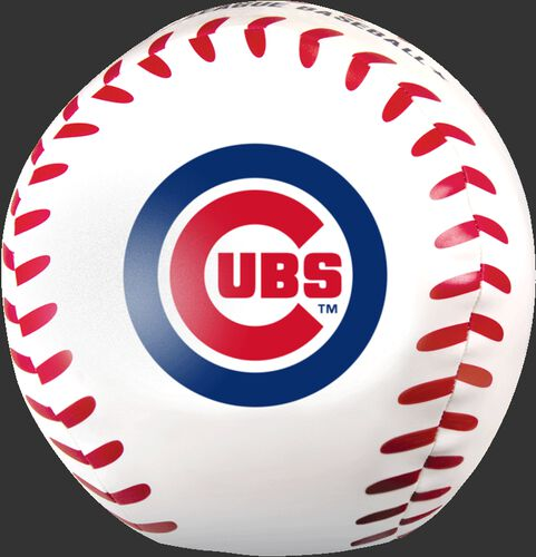 MLB Chicago Cubs Big Boy 8 in Softee Baseball