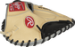 Heart of the Hide 28 in Francisco Lindor Training Mitt image number null