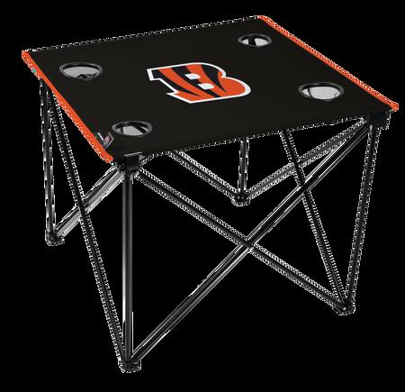 NFL Cincinnati Bengals Deluxe Tailgate Table
