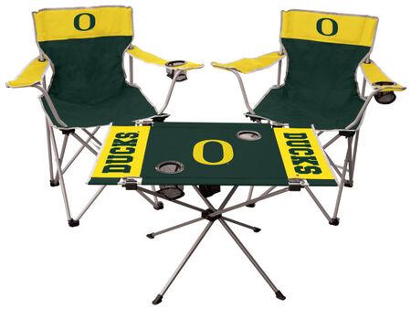 NCAA Oregon Ducks 3-Piece Tailgate Kit