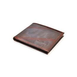Two Strikes Bi-Fold Wallet