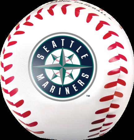 MLB Seattle Mariners Big Boy 8 in Softee Baseball