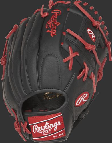 SPL150FL 11.5-inch Francisco Lindor Select Pro Lite youth glove with a black back