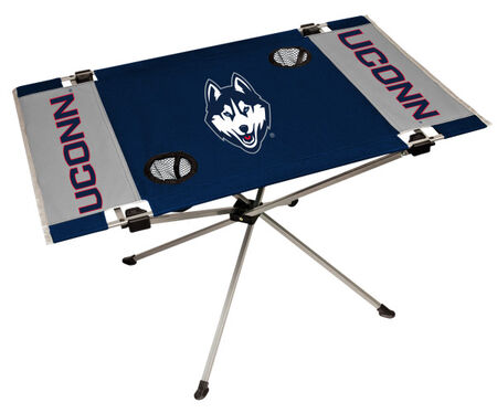NCAA UCONN Huskies Endzone Table
