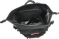 Top view of a black Rawlings CEO coach's bag with the extra storage compartment opened up - SKU: CEOBP-B image number null