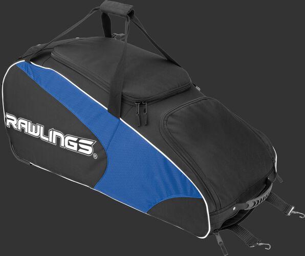 Workhorse Wheeled Bag Royal
