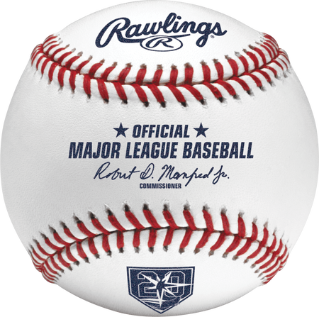 MLB 2018 Tampa Bay Rays 20th Anniversary Baseball