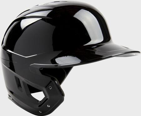 Mach Single Ear Left Handed Batting Helmet