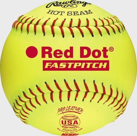 "12"" USA NFHS Official Softballs"