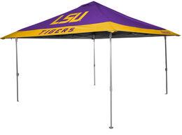 NCAA LSU Tigers 10x10 Eaved Canopy