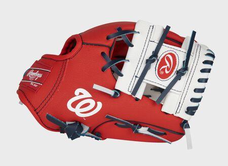 Washington Nationals 10-Inch Team Logo Glove