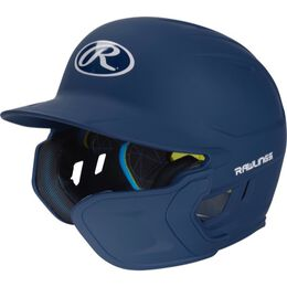 Mach Senior One-Tone Matte Helmet with EXT Flap