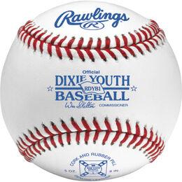 Dixie Official Baseballs