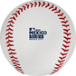 The Mexico Series logo stamped on an official MLB baseball - SKU: ROMLBMS20 image number null